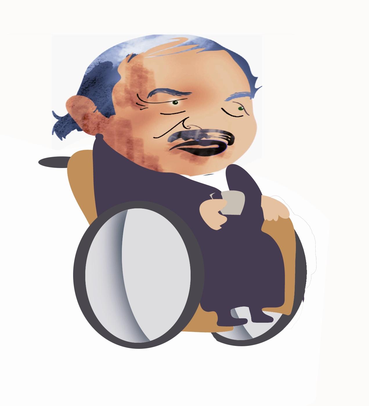 Bouteflika par Saad