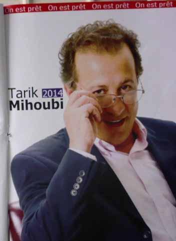 L'une des photos du programme de Tarik Mihoubi