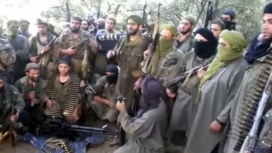 Soldats du Califat