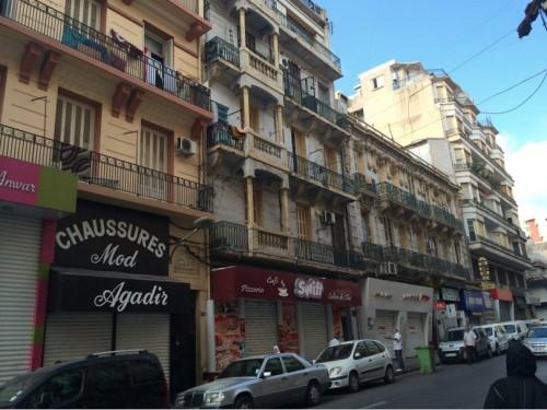 Avenue d'Oran